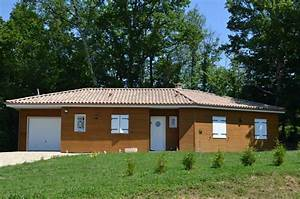 Maison En Bois Tout Compris : maison bois ombrette p rigord maisons bois ~ Melissatoandfro.com Idées de Décoration