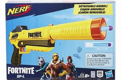 Nerf Fortnite Toy Sp Elite Fair Reveals