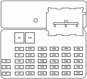200 Ford Escape Fuse Box Diagram