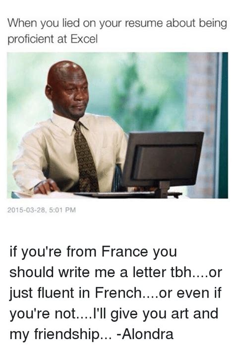 Give Me An Exle Of When You Showed Initiative by 25 Best Memes About Resume Resume Memes
