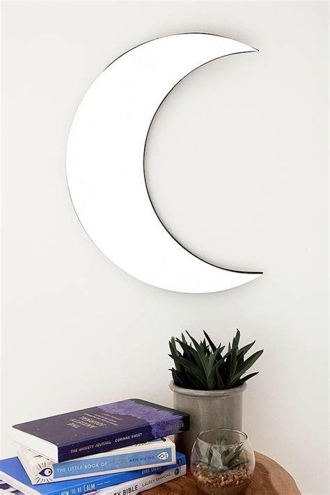 crescent moon mirror moon mirror mirrors urban