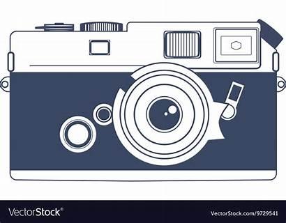 Camera Clipart Vector Clip Svg Royalty Polaroid