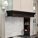 showroom kitchen contemporary kitchen chicago