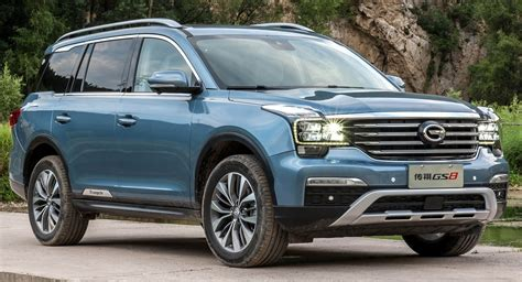 Gac Motor Will Unveil An Electric Concept In Detroit