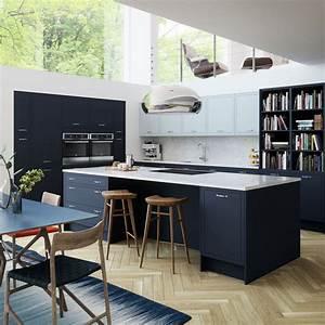 blue kitchens 1943