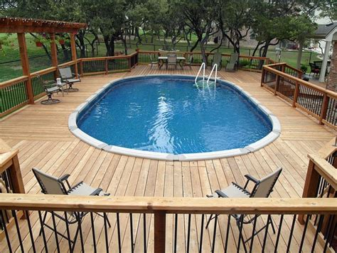 above ground pool deck pictures ideas above ground pool landscaping studio design gallery