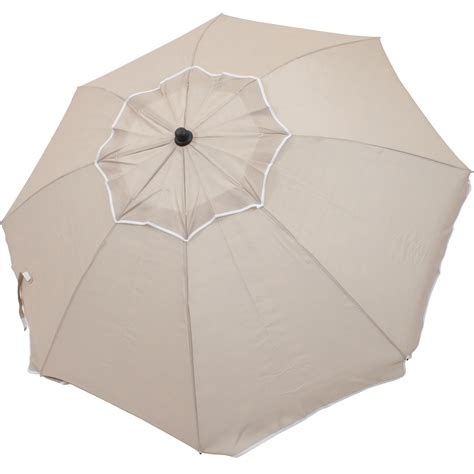 Kmart Chairs With Umbrella by Patio Umbrella 6 5ft Solid Outdoor Living Patio