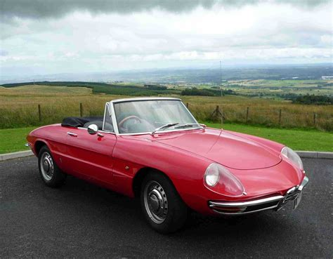 1968 Alfa Romeo Spider  Information And Photos Momentcar