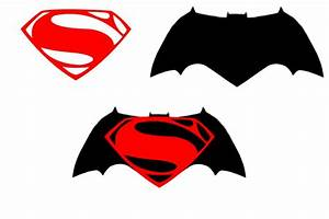 Superman Batman Symbol - ClipArt Best