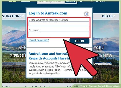 amtrak reservations phone number 3 ways to change amtrak reservations wikihow