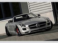 Wheelsandmore Supercharges Mercedes SLS AMG Roadster