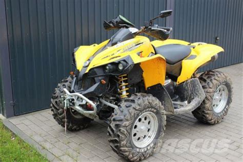 can am renegade 800 used can am renegade 800 atvs year 2007 price 8 006 for sale mascus usa