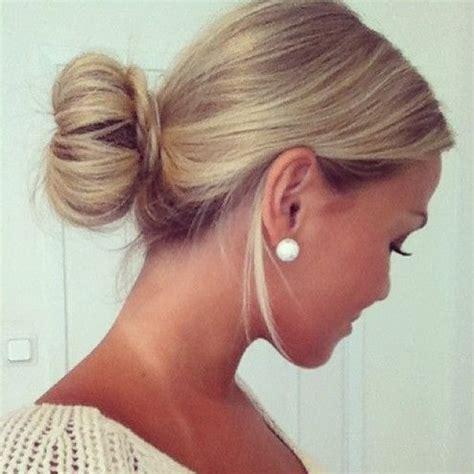 28 super cute bun hairstyles for pretty designs
