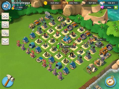 foto de Boom Beach Hq 20 Layout Travel Guide