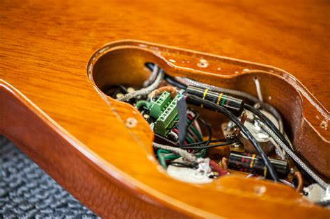Blackout Pre Wiring by Guitar Wiring Diploma Course Seymour Duncan