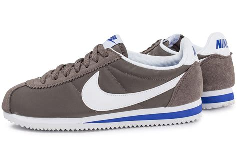 nike si鑒e nike cortez marron chaussures homme chausport