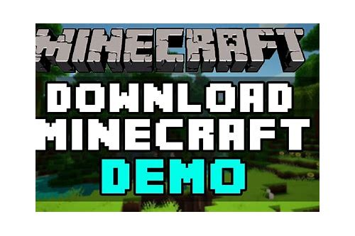 Minecraft demo free play no download :: mettribrouheads