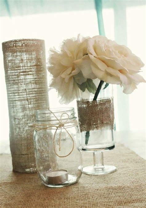 diy wedding centerpiece ideas rustic ceremony and reception 2014 wedding ideas