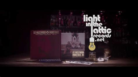 light in the attic records hazlewood industries revealed light in the attic