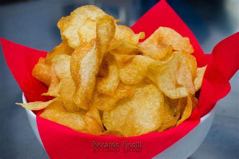Patate Chips Ricetta Homemade   cucinART