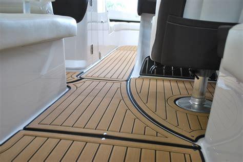 Fishing Boat Flooring by Marine Mat Boat Flooring Detail