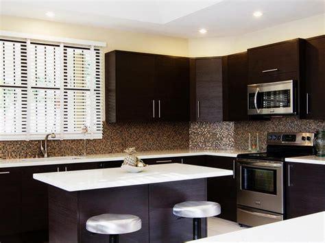 contemporary backsplash ideas for kitchens contemporary kitchen backsplash ideas with cabinets