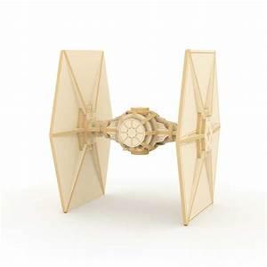 IncrediBuilds: Star Wars: Tie Fighter 3D Wood Model Book