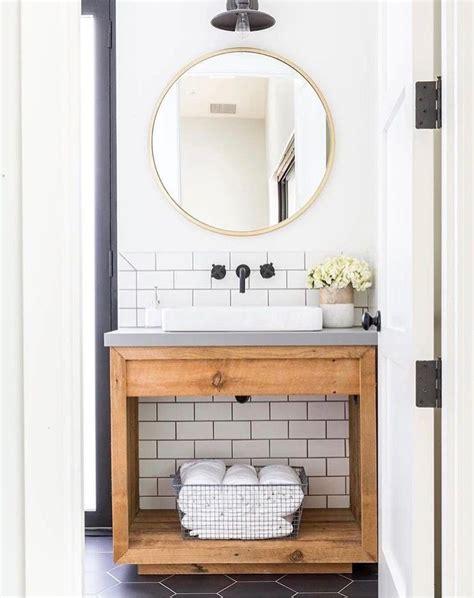 powder room love  mirror powder room bathroom