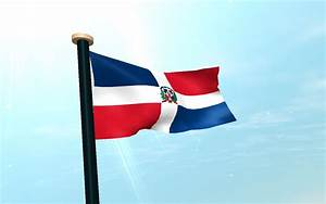 Dominican Republic National Flag – Wallpapers9
