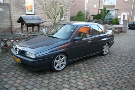 Alfa Romeo 155 by View Of Alfa Romeo 155 Photos Features And Tuning