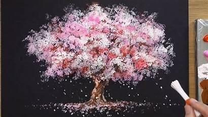Paint Acrylic Jay Lee Tip Sakura Painting