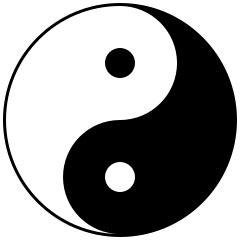 yin yang bedeutung taiji chinesische philosophie