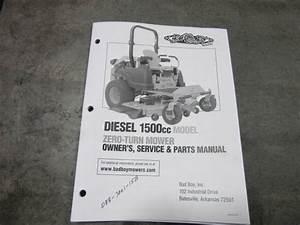 088-7001-15b - 2015 1500cc Diesel Owner U0026 39 S Manual