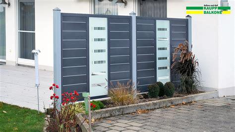 Sichtschutz Aluminium Pulverbeschichtet by Alu Sichtschutz Pulverbeschichtet Stabil Und
