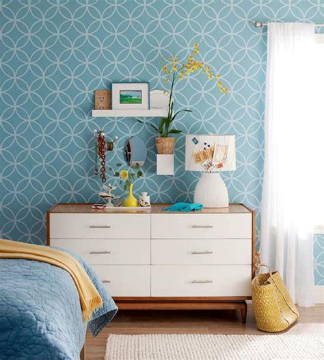 Muster Tapeten Schlafzimmer by 30 Schlafzimmer Tapeten F 252 R Einen Sch 246 Nen Schlafbereich