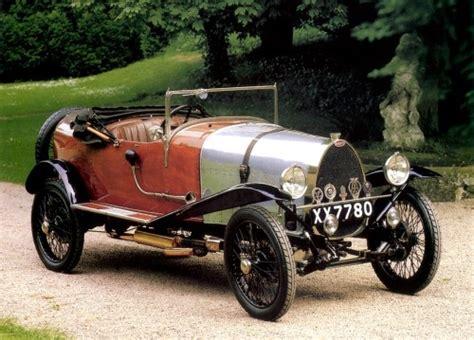 1925 Brescia Bugatti Found In Swiss Lake