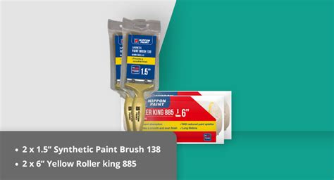 easy wash room makeover bundle official nippon paint store