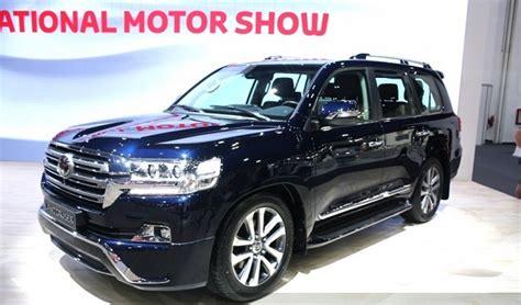 toyota land cruiser price review interior