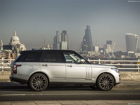 Land Rover Range Rover Picture by Land Rover Range Rover Sv Autobiography 2016 Picture