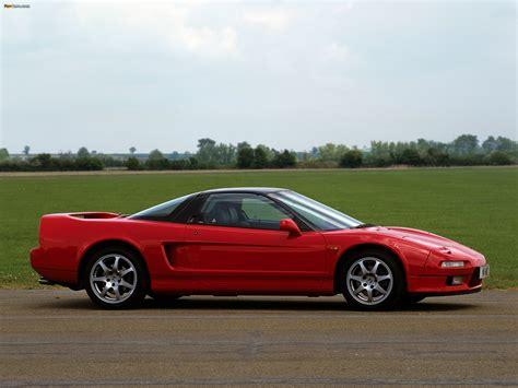 Images of Honda NSX-T UK-spec (NA1) 1995–2002 (2048x1536)
