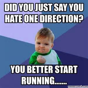 How To Say Meme - did you just say you hate one direction