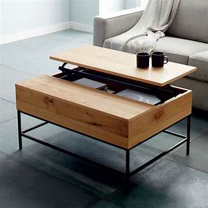 10 coffee tables designed for storage core77 With industrial storage coffee table west elm
