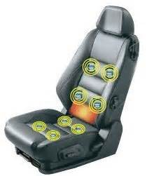 couvre siege auto massant sièges chauffants sièges ventilés et sièges massant pour