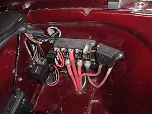 3g Alternator  Mini Starter  And Battery Relocation