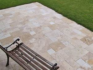 Verlegekreuze Für Terrassenplatten : travertin terrassenplatten sunset ~ Whattoseeinmadrid.com Haus und Dekorationen