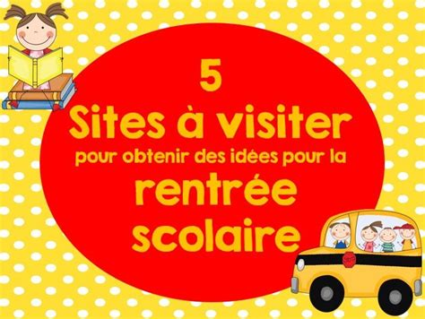 253 best images about rentr 233 e scolaire back to school on
