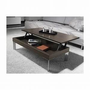 Table De Salon Transformable : table aperitif transformable ~ Teatrodelosmanantiales.com Idées de Décoration