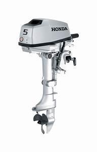 5 Hp Honda Outboard Motor