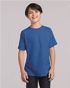 Gildan 5000B Heavy Cotton Youth T Shirt