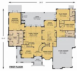 Savannah floor plan custom home design for Custom home plans